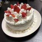 漢のケーキ作り